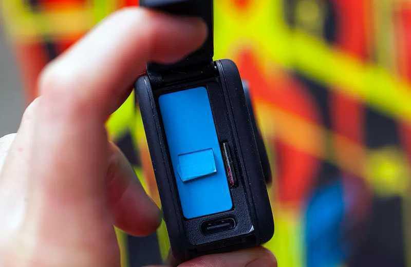 GoPro Hero 9 Black батарея