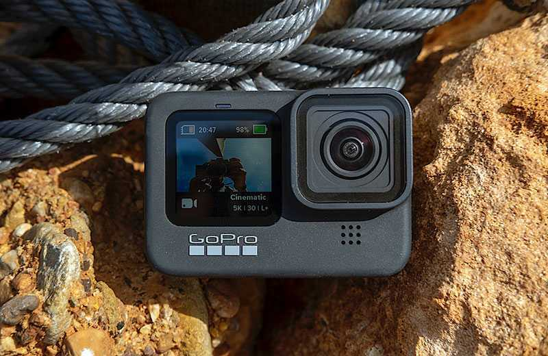 GoPro Hero 9 Black обзор