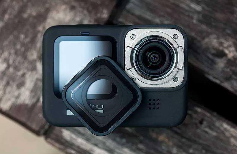Характеристики GoPro Hero 9 Black