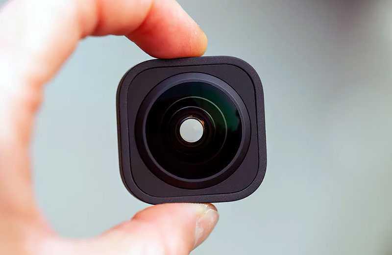 GoPro Hero 9 Black оптика