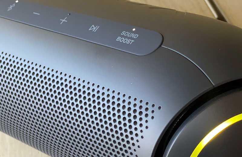 LG XBOOM Go PL7 качество звука