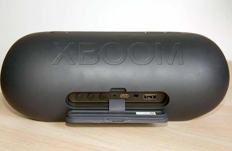 LG XBOOM Go PL7 дизайн