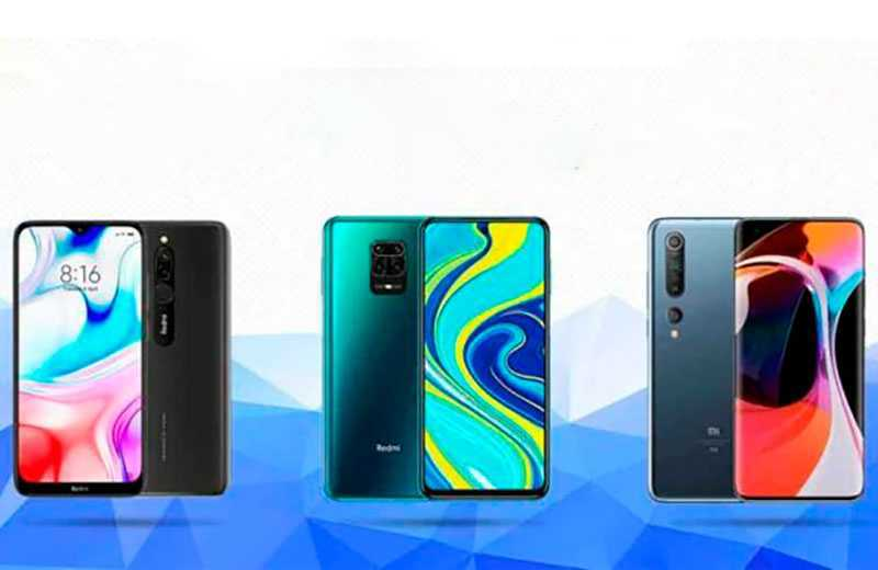 Цена смартфонов Xiaomi