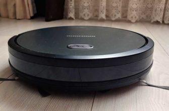 Обзор REDMOND RV-R650S Wi-Fi лучшего робота-пылесоса — Отзывы TehnObzor