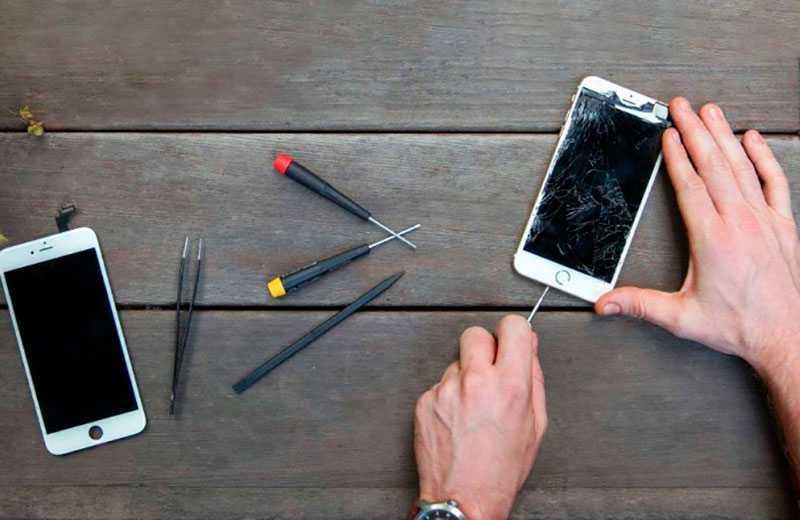 О ремонте современных смартфонов в общих чертах