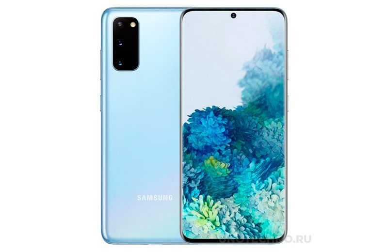 Насколько дорого ремонтировать Samsung Galaxy S20