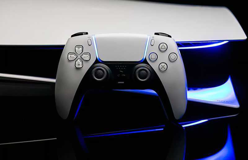 Sony PlayStation 5 шум