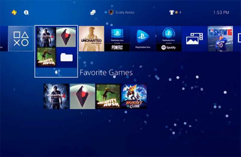 Sony PlayStation 5 ПО