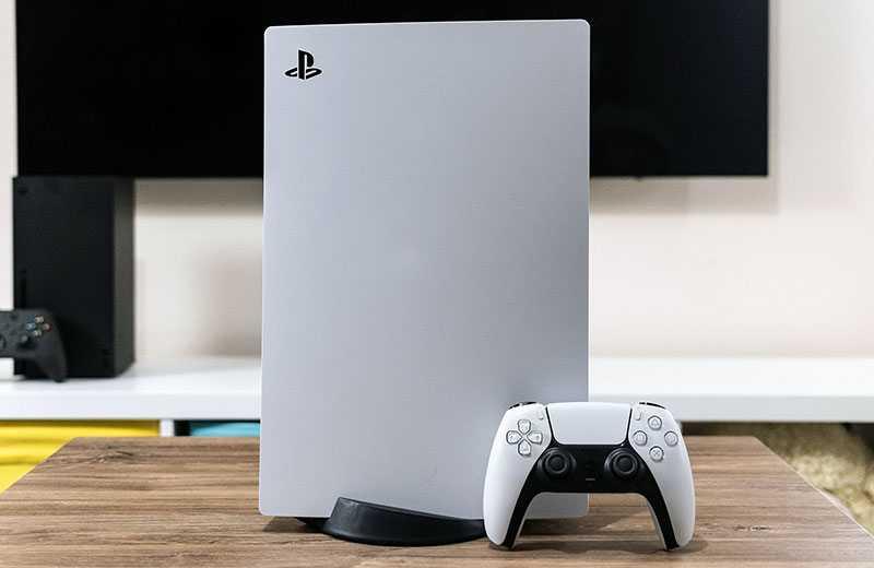 Тест Sony PlayStation 5