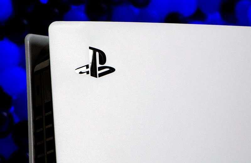 Sony PlayStation 5 накопитель