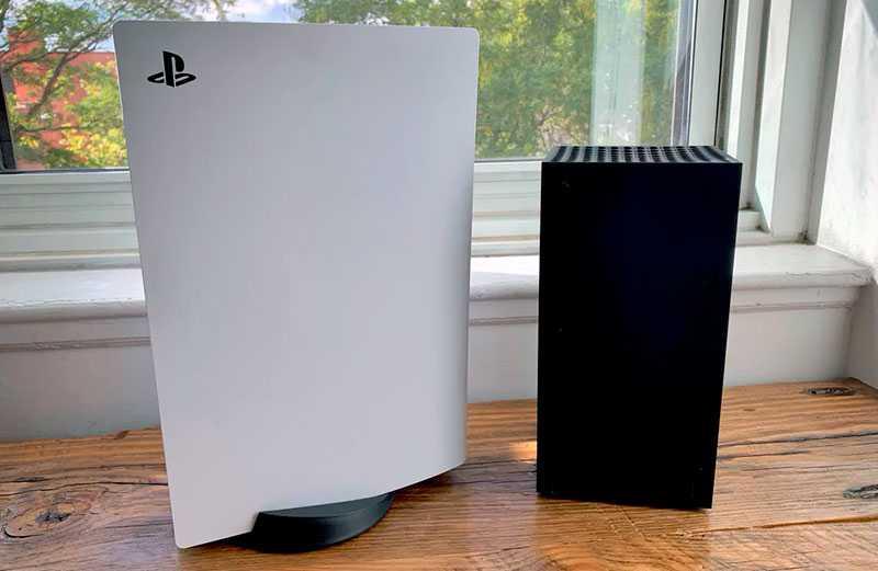 Sony PlayStation 5 энергопотребление