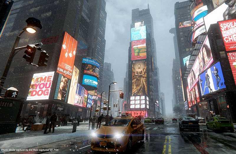 Sony PlayStation 5 скриншоты