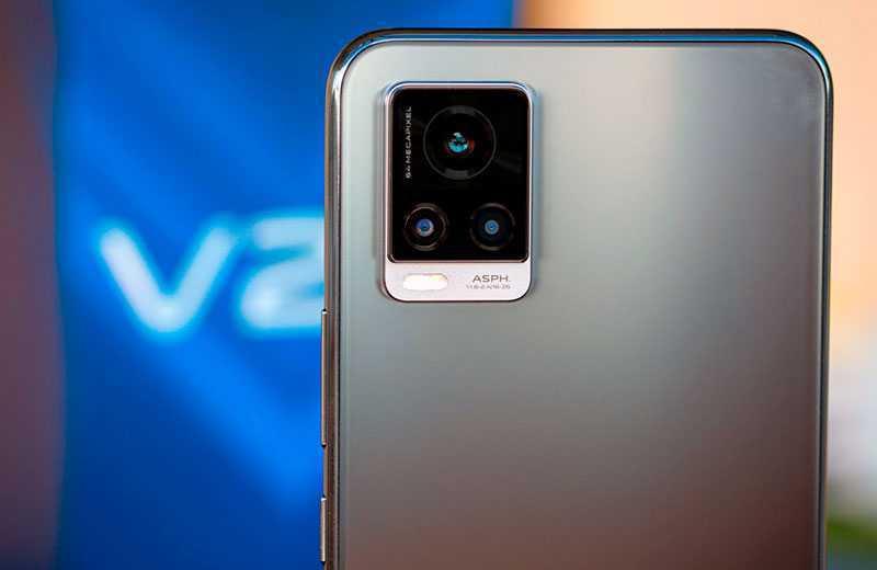 Vivo V20 камеры