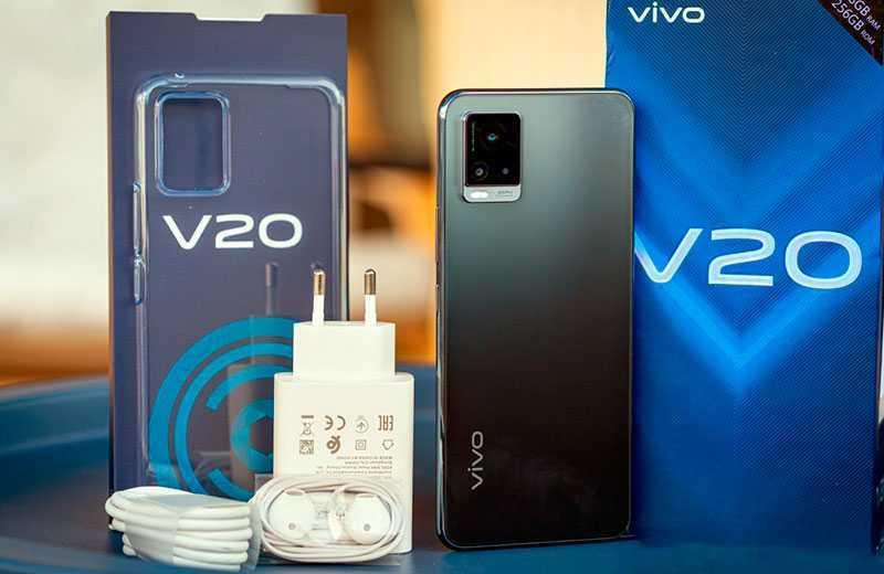 Характеристики Vivo V20
