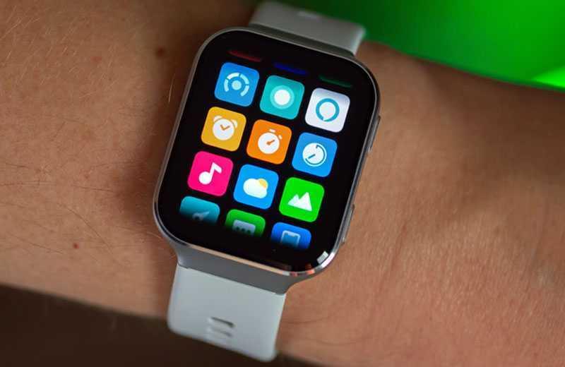 Xiaomi 70mai Saphir Watch ОС