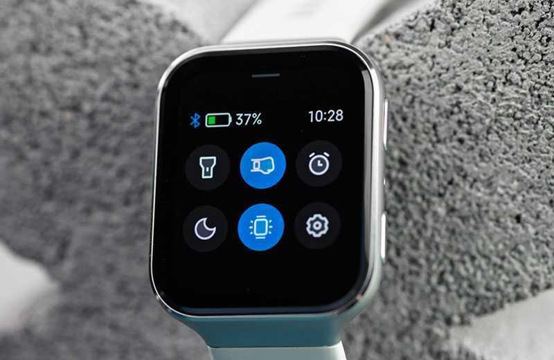 Xiaomi 70mai Saphir Watch опции