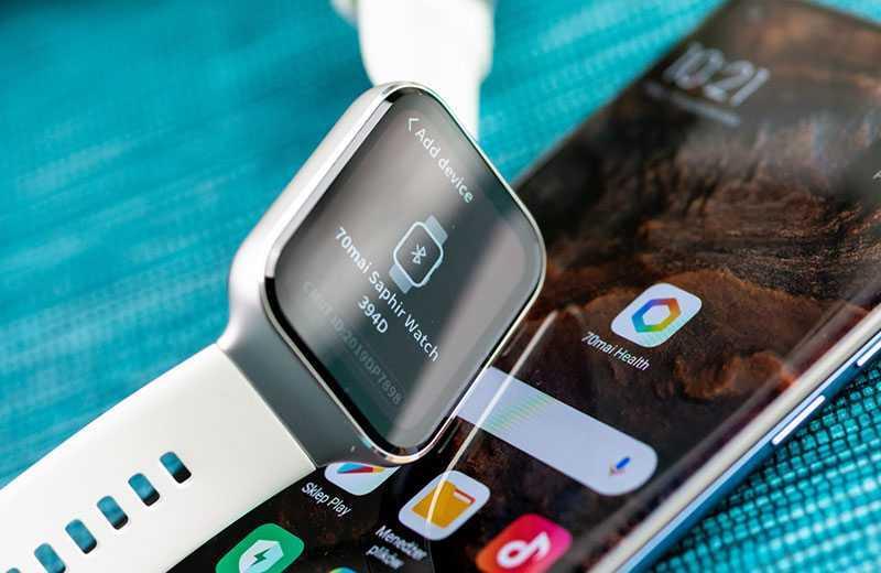 Xiaomi 70mai Saphir Watch отзывы