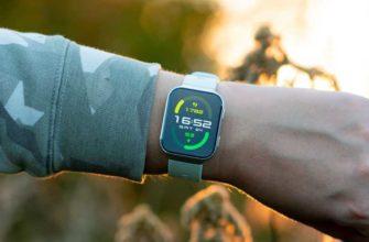 Обзор Xiaomi 70mai Saphir Watch умных часов — Отзывы TehnObzor