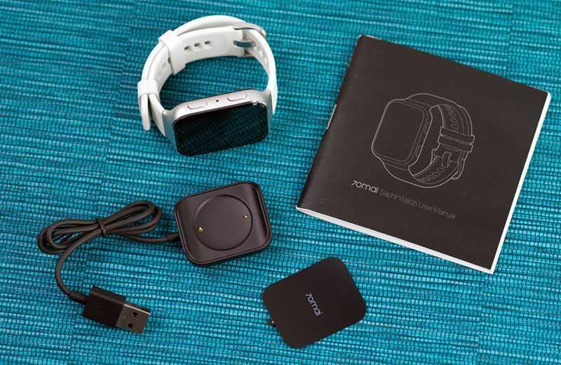 Xiaomi 70mai Saphir Watch из коробки