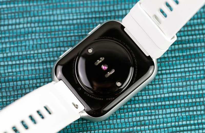 Xiaomi 70mai Saphir Watch сзади