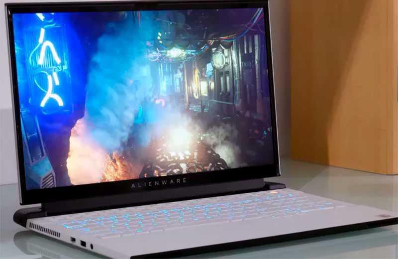 Ноутбук Alienware m17 R3