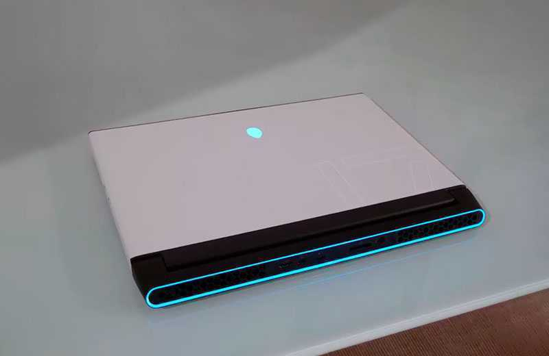 Обзор Alienware m17 R3 игрового ноутбука — Отзывы TehnObzor