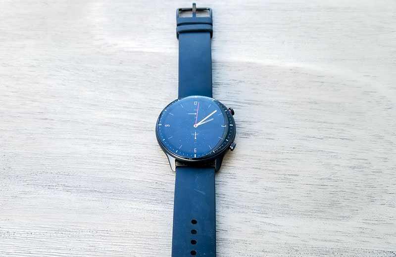 Amazfit GTR 2 часы