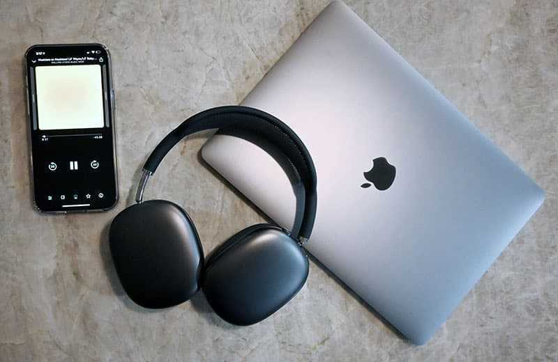 Apple AirPods Max качество звука