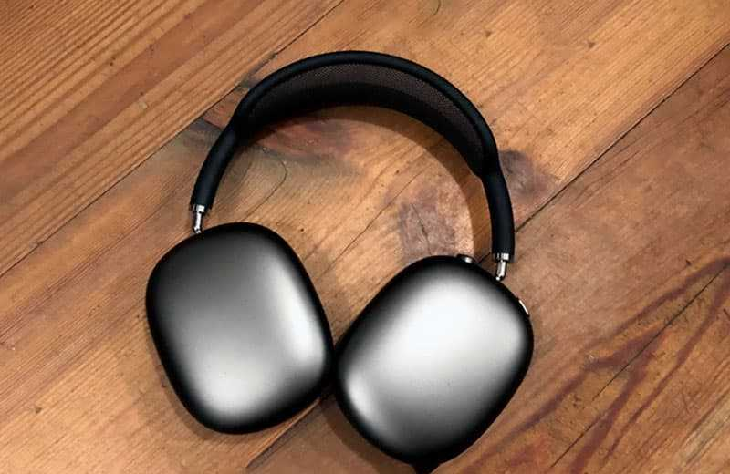 Apple AirPods Max шумоподавление