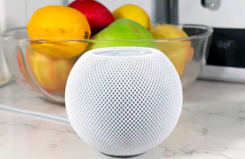Обзор Apple HomePod Mini