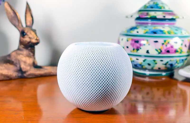 Apple HomePod Mini умная колонка