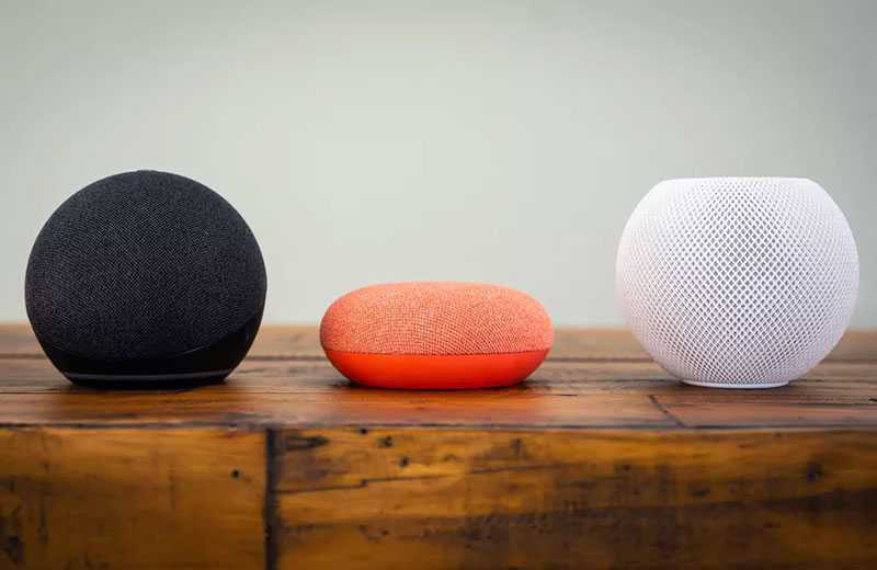 Apple HomePod Mini характеристики
