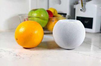 Обзор Apple HomePod Mini колонки умного дома — Отзывы TehnObzor