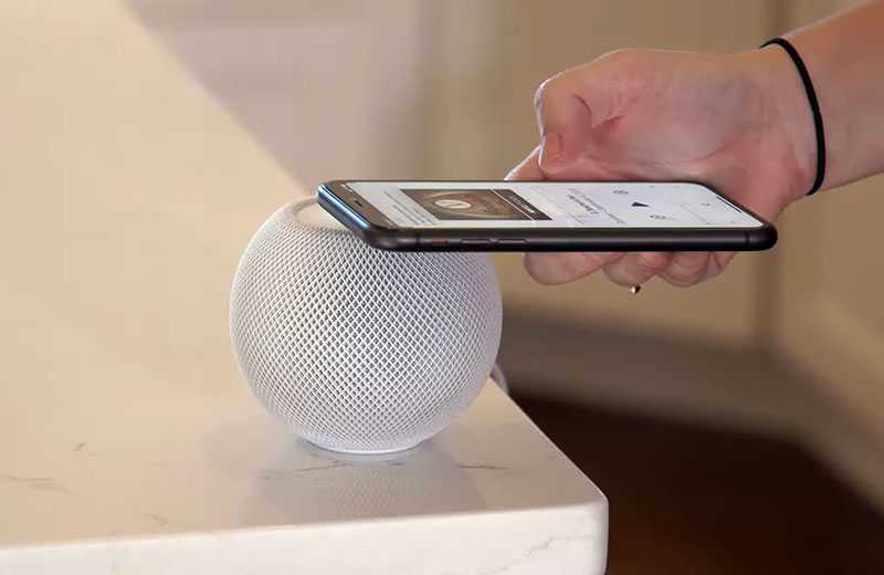 Связь Apple HomePod Mini