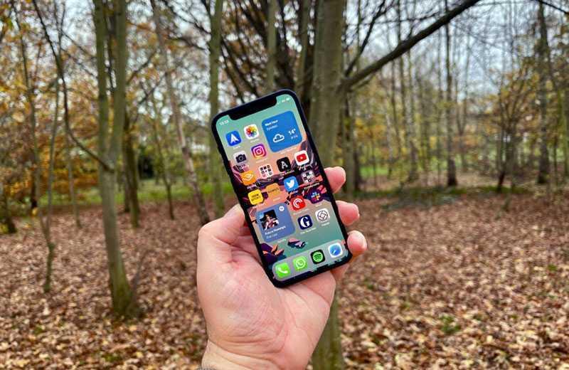Apple iPhone 12 mini ПО