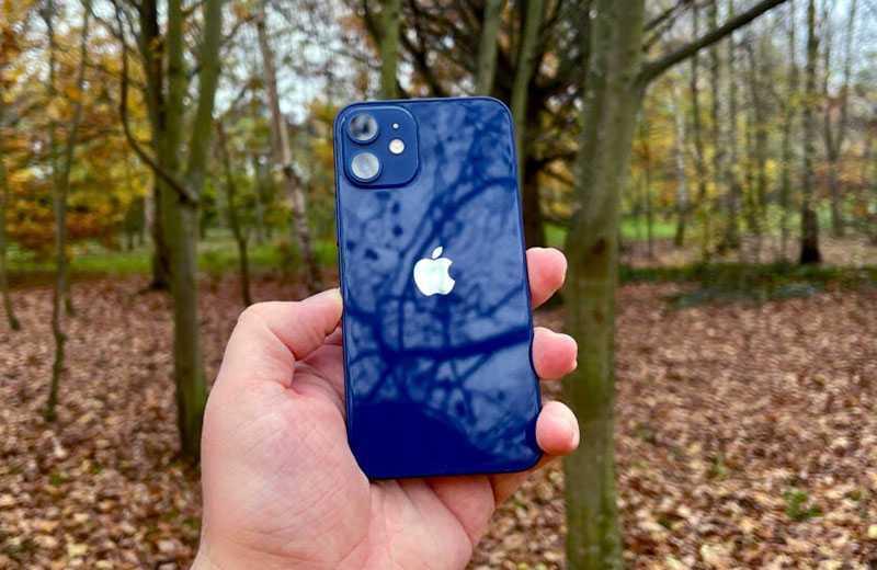 Тест Apple iPhone 12 mini