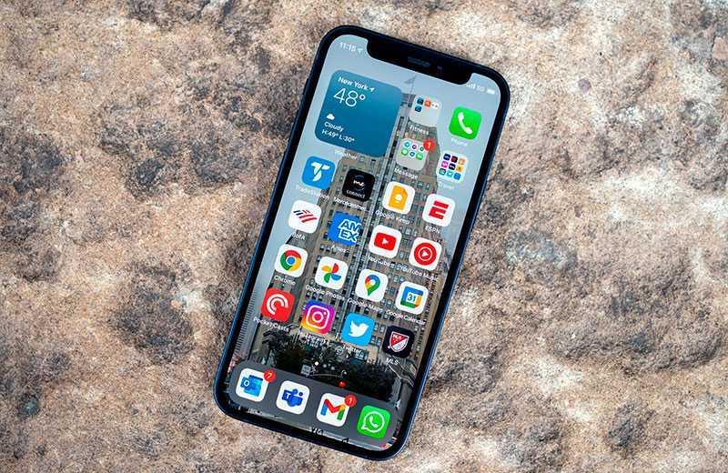 Смартфон iPhone 12 mini