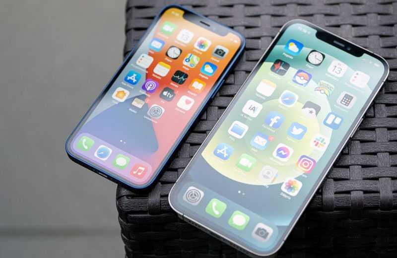 Apple iPhone 12 mini производительность