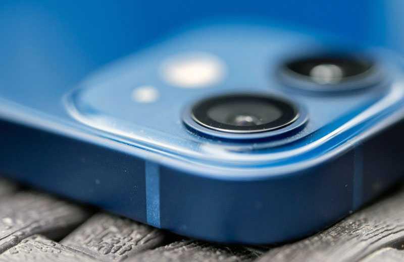 Apple iPhone 12 mini звук