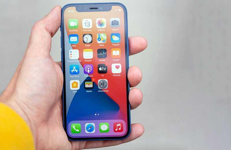 Apple iPhone 12 mini автономность