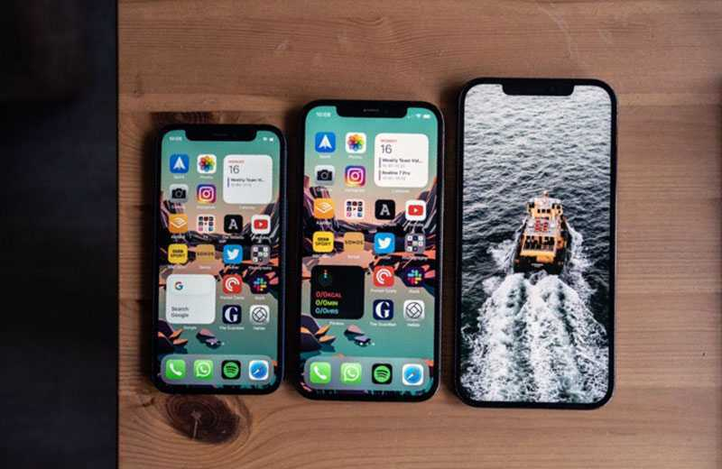 Характеристики Apple iPhone 12 mini