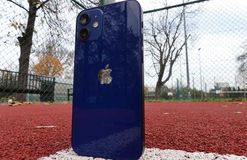 Дизайн Apple iPhone 12 mini