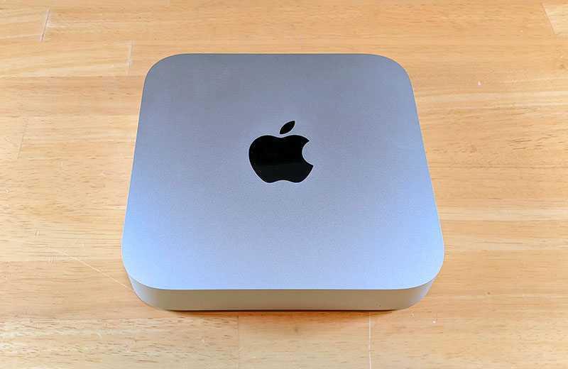 Обзор Apple Mac mini M1 (2020)