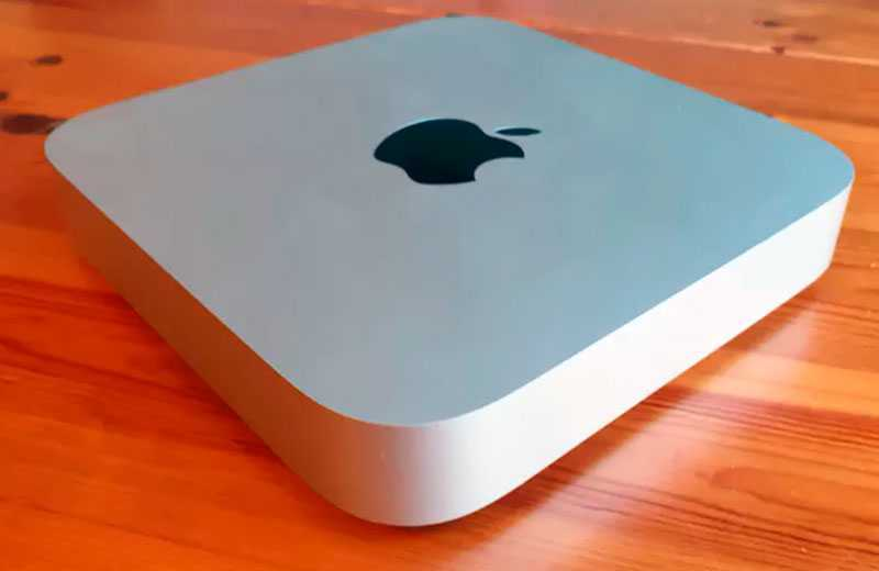 Apple Mac mini M1 (2020) на практике