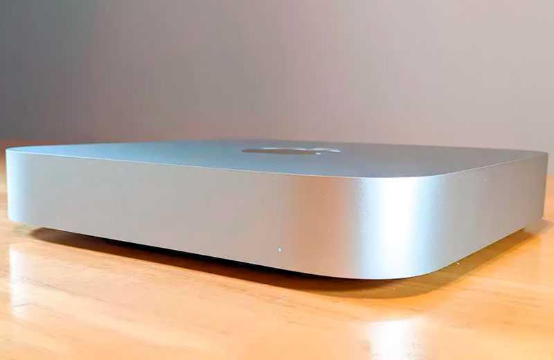 Apple Mac mini M1 (2020) дизайн