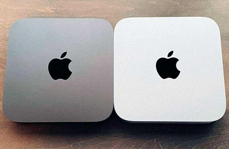 Версии Apple Mac mini M1 (2020)