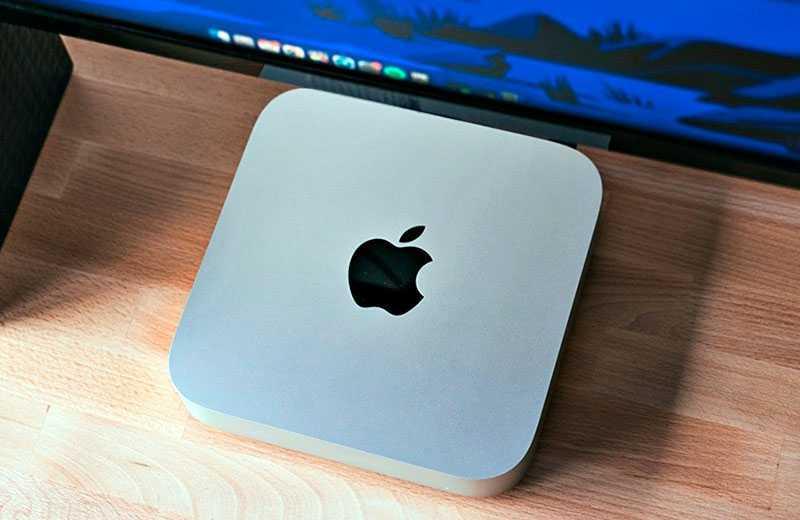 Apple Mac mini M1 (2020) графика