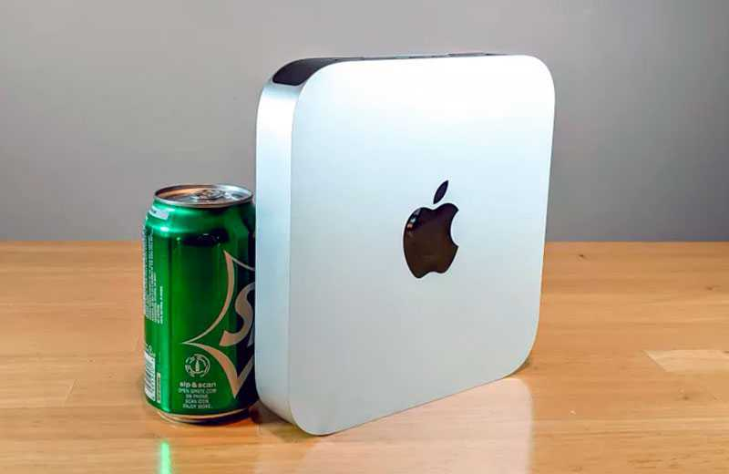 Новый Apple Mac mini M1 (2020)
