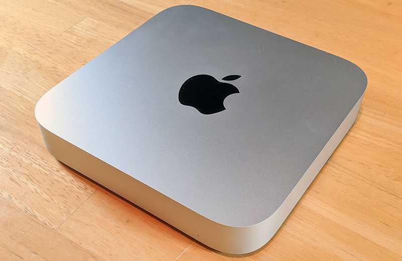 Компьютер Apple Mac mini M1 (2020)