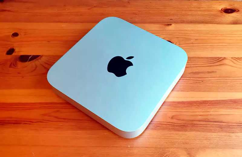 Apple Mac mini M1 (2020) особенности